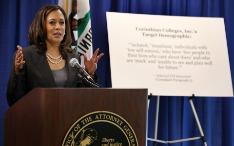 Thumbnail image for California files suit against for-profit college