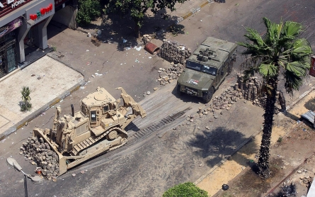 In US military aid to Egypt, business as usual