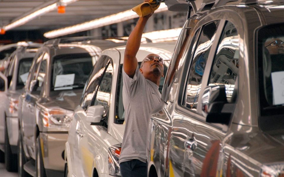 New Nissan Titan >> Mississippi auto workers accuse Nissan of anti-union labor ...