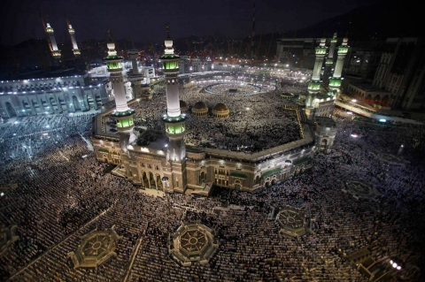 Thumbnail image for Photos: Hajj comes to an end