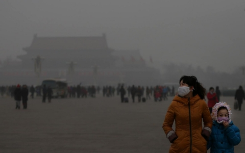 Thumbnail image for WHO: Outdoor air pollution a leading cause of cancer