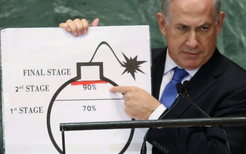Thumbnail image for Nuclear weapons are Israel's 'worst-kept secret,' says Israeli historian