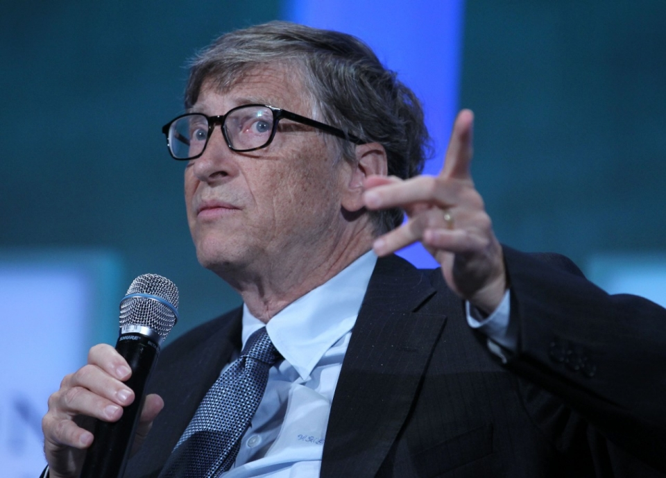 ceo report bill gates Microsoft founder bill gates is among it was built in the '90s and extensively documented in 1997 by us news and world report the bill and melinda gates.