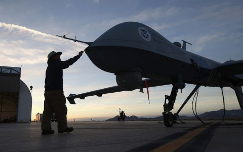 Thumbnail image for Rights groups say Obama's drone program violates international law