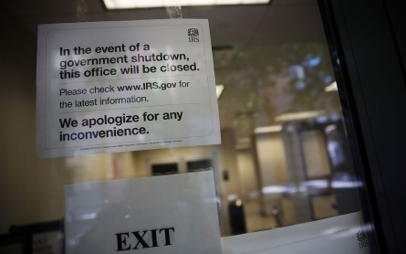 Due to shutdown, tax returns may be delayed up to two weeks