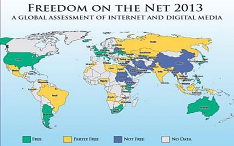 Thumbnail image for Internet freedom in 'global decline,' report finds