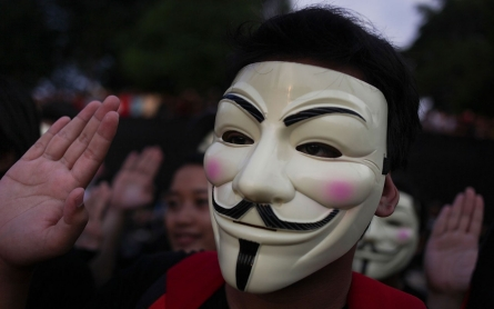 US indicts 13 alleged members of hacker group Anonymous
