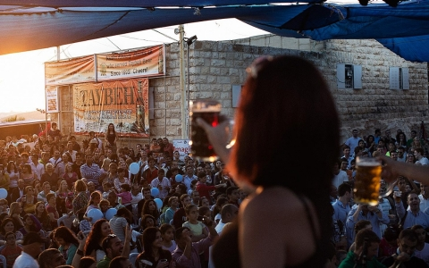 Thumbnail image for A change of scene for Palestine's Oktoberfest