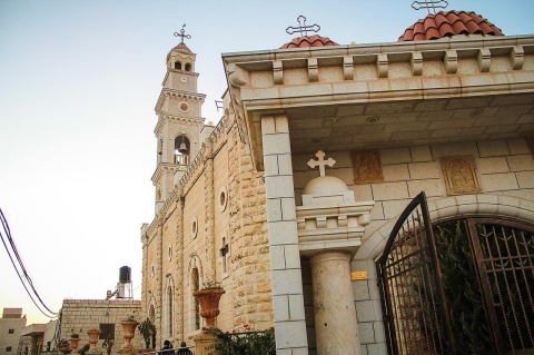 church Taybeh