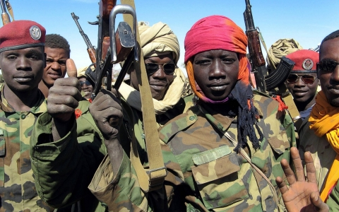 Thumbnail image for US sanctions Rwanda, others over child soldiers
