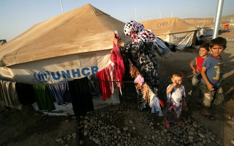 Thumbnail image for UN: Syrian refugees to top 5 million by 2015