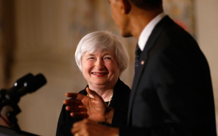 Fed nominee Yellen says more to be done on jobs, economic recovery