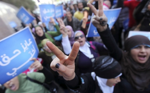 Thumbnail image for Poll: Egypt worst Arab state for women