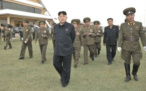 Thumbnail image for Report: North Korea publicly executes 80 people