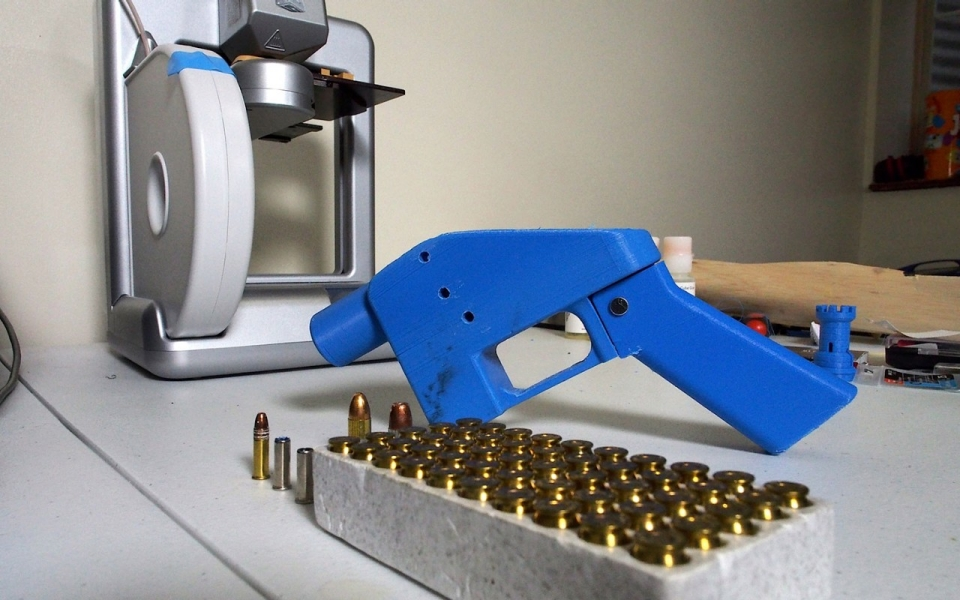 D Printing Exhibition Usa : Plastic guns made on d printers pose law enforcement