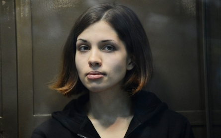 Jailed Pussy Riot member found in Siberian prison hospital