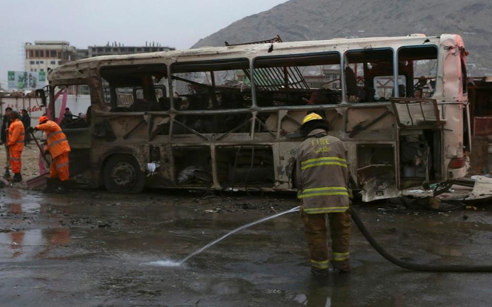 Six security contractors beheaded in afghanistan al for America s best contractors