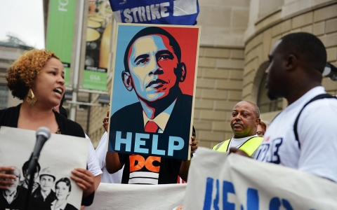 D.C. living wage