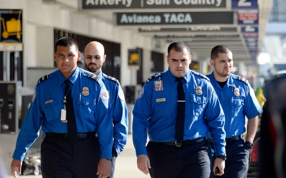 tsa - Transportation Security Officer