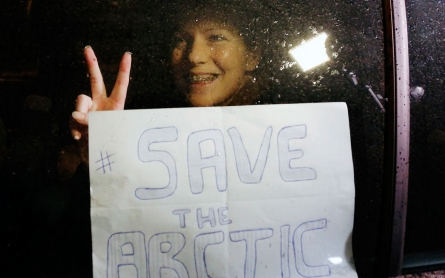 Several more Greenpeace activists freed on bail in Russia