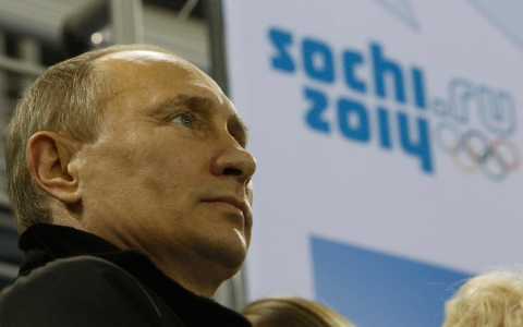 Thumbnail image for Putin warns against homophobia as Sochi olympics approach