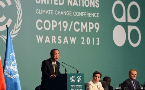 Thumbnail image for UN climate change talks in Warsaw hampered by development gap