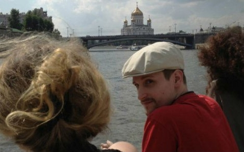 Snowden in Moscow