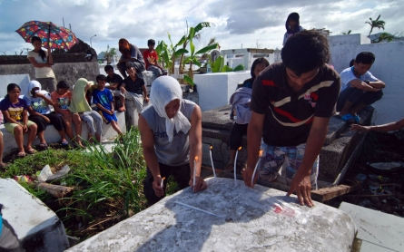 Philippines typhoon death toll rises above 5,000 as recovery continues