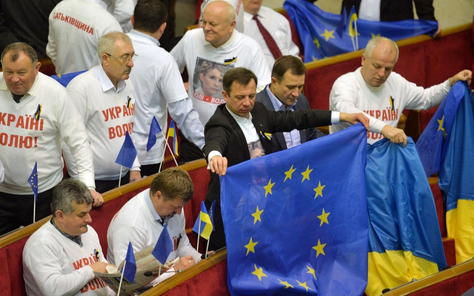 Ukraine Faces Nationwide Backlash Over Eu Decision Al Jazeera America