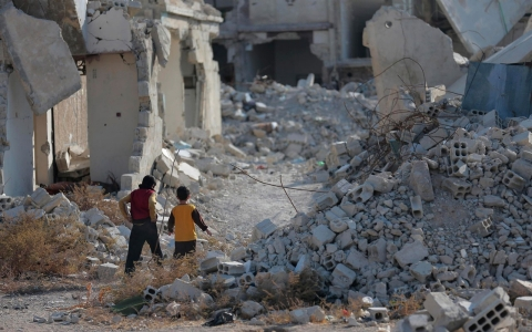Thumbnail image for Report: Over 11,000 Syrian children killed in war, most by explosives
