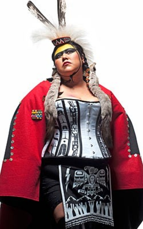 First Nation, hip-hop, rap, Canada, A Tribe Called Red, Skeena Reece