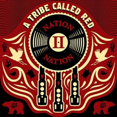 First Nation, hip-hop, powwow step, A Tribe Called Red, Canada