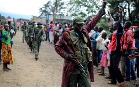 Thumbnail image for Congo's M23 rebels declare cease-fire