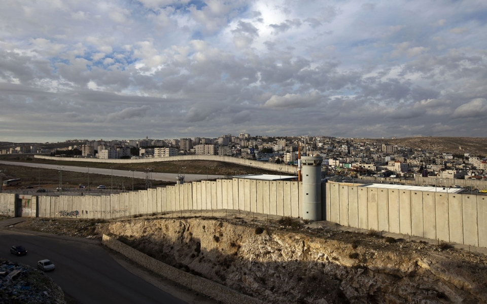 Image result for israel border wall