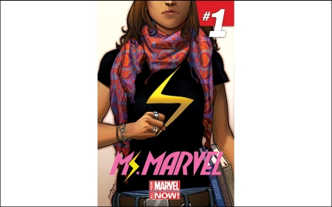 Thumbnail image for Ms. Marvel returns as Muslim teen