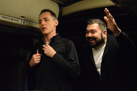 Scott Emanuel and Ed Reggi started chartering busses from Missouri to Iowa to get same-sex couples to a state that would legally marry them.