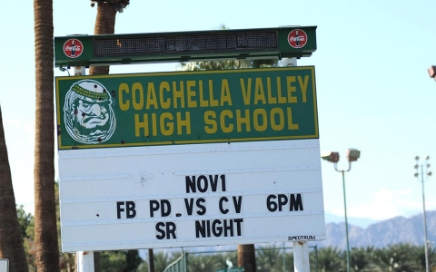 Thumbnail image for  Arab-Americans cry foul over California high school mascot