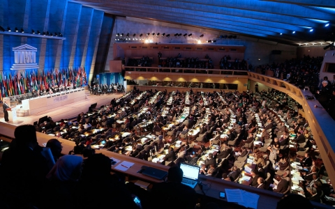 Thumbnail image for US to lose vote at UNESCO over three-year Palestine boycott