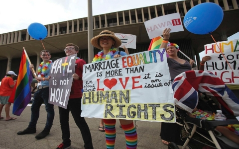 Same sex marriage in hawaii photo 39