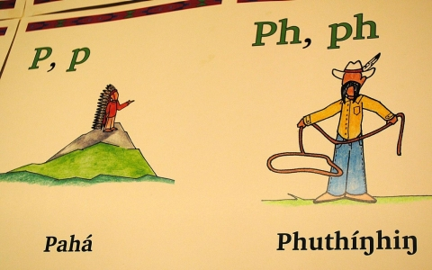 Thumbnail image for Teaching the Lakota language to the Lakota