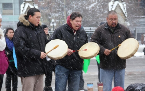 Fracking, Elsipogtog, First Nations, Harper, Canada