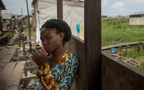 Thumbnail image for In Nigeria, a woman faces a difficult choice