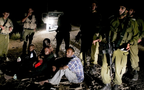 Thumbnail image for Israel approves detention without charges for African migrants