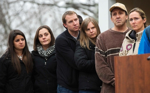 Thumbnail image for Newtown residents put on brave faces as anniversary approaches