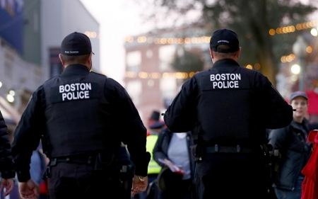 Boston PD's new assault rifles raise concern over militarization of police