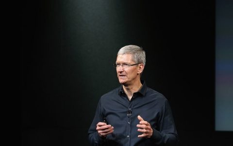 Thumbnail image for Apple CEO pulls for LGBT workplace rights