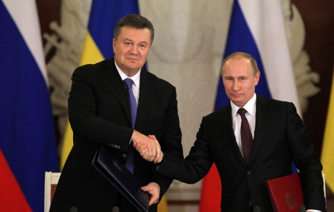 Thumbnail image for Ukraine, Russia cut $15B gas deal