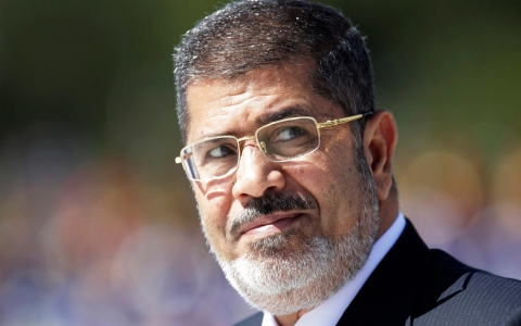 Thumbnail image for Egypt to put Morsi on trial for allegedly conspiring with Hamas, Hezbollah