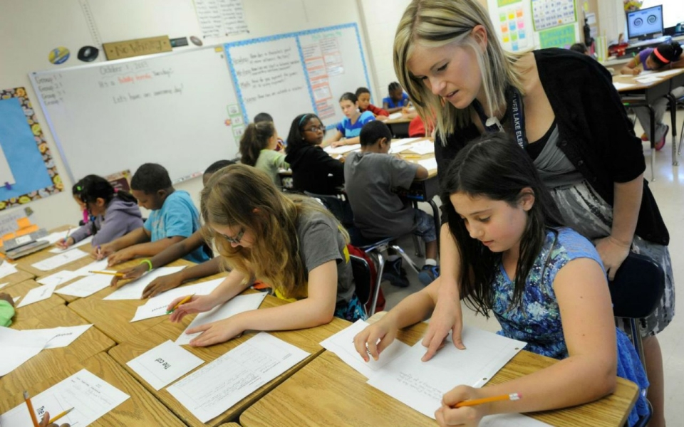 Creative Elementary Classrooms ~ Schools caught in red tape generated by new education