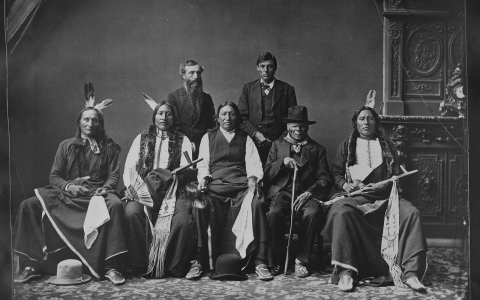 law and justice, Native American, Lakota, violence, juveniles